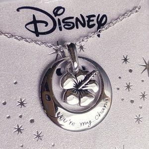Disney - You're My Ohana necklace NIB